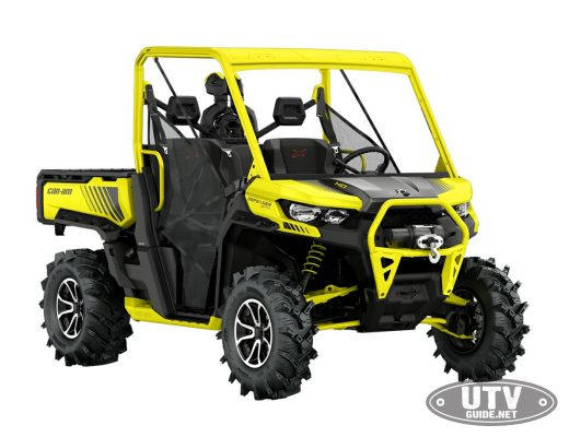 Can-Am Defender X mr HD10