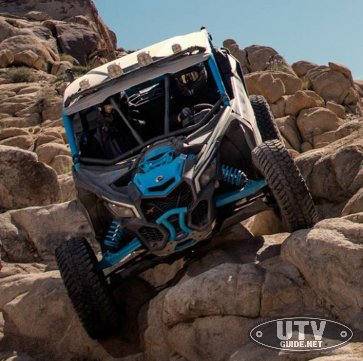 Can Am Adds Full Lockable On The Fly Front Differential To