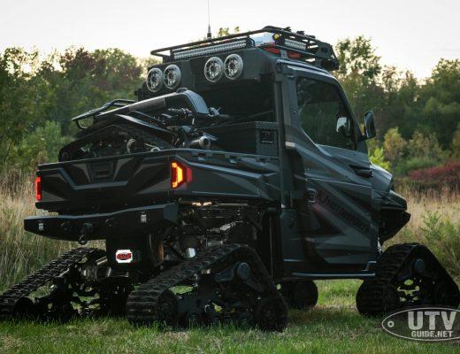 KJ Motorsports TrailMaster Ranger