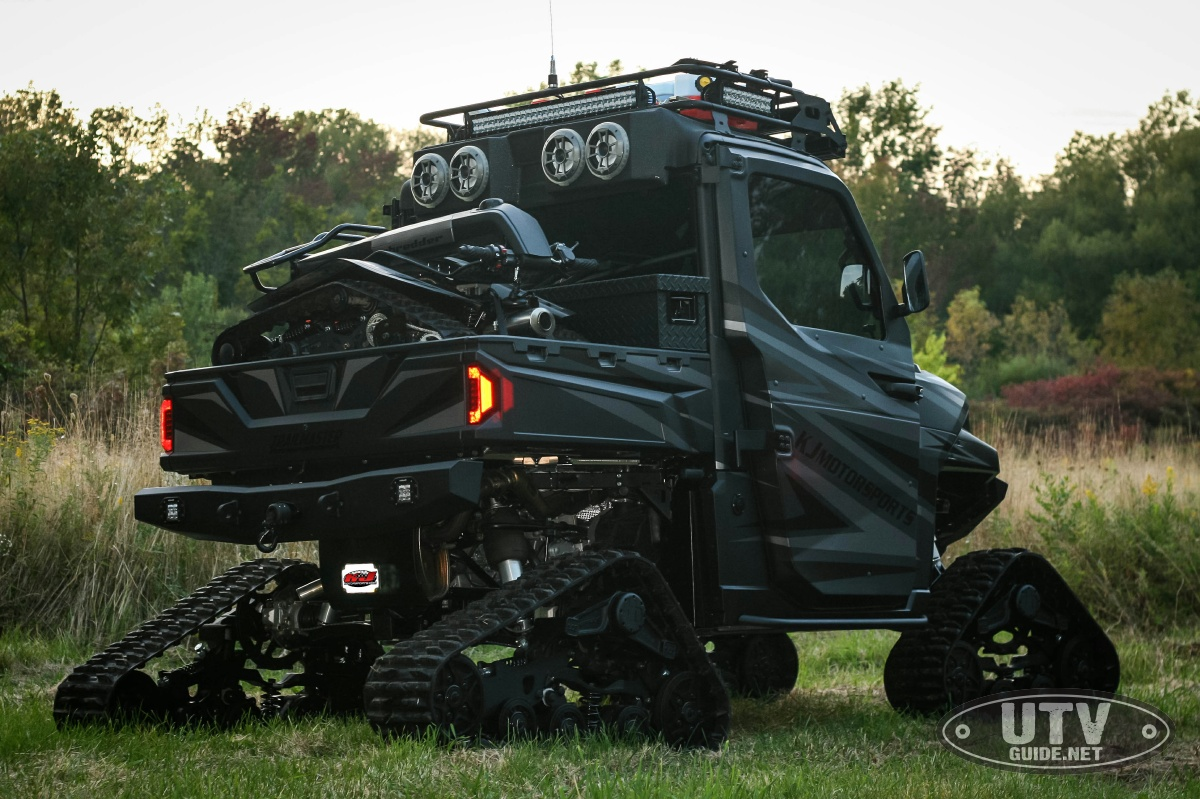 Trailmaster Ranger From Kj Motorsports Utv Guide