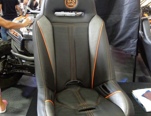 BS Sand GLI Suspension Seat