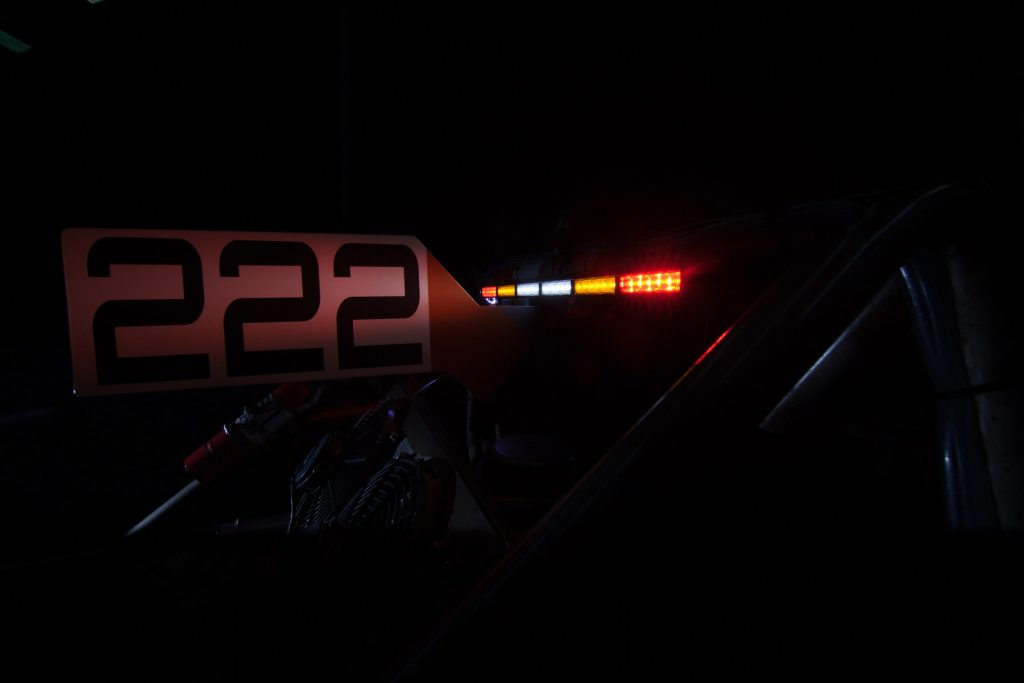 "KC HiLiTES 28"" Multi-function rear facing LED tail light bar"