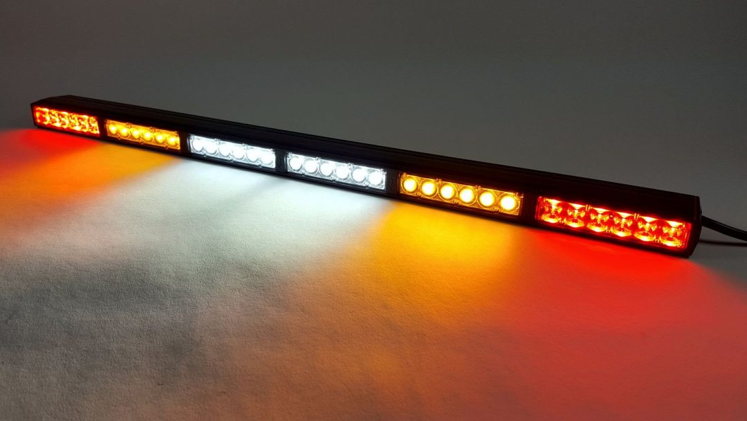 "KC 28"" MULTI-FUNCTION REAR FACING LED LIGHT BAR"
