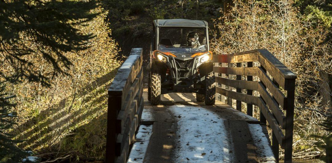 Can-Am Maverick Trail