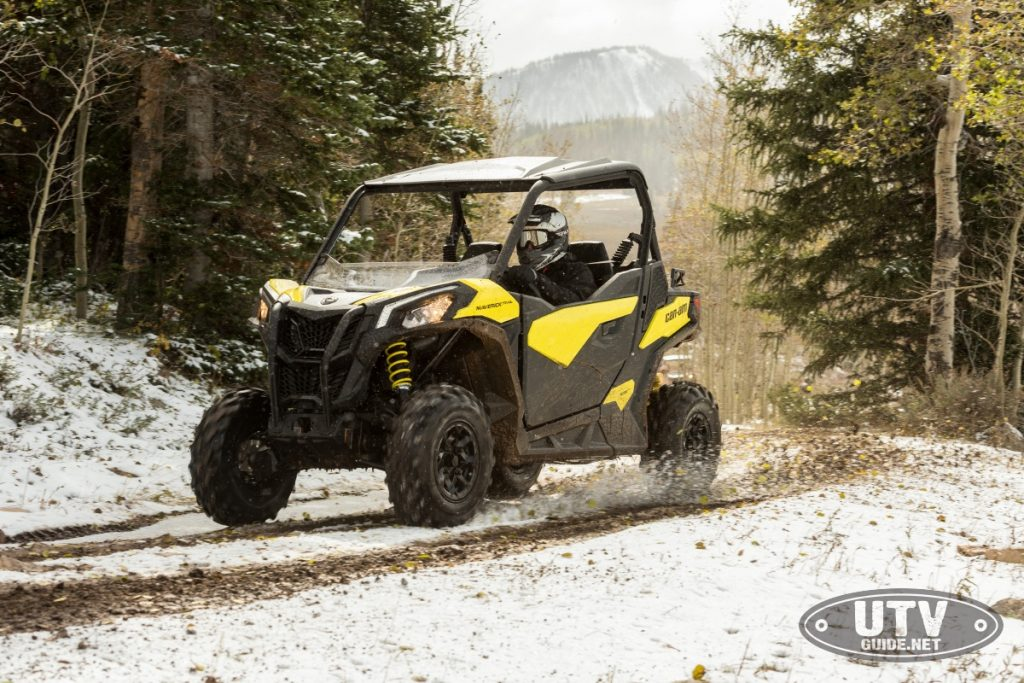 Can-Am Maverick Trail