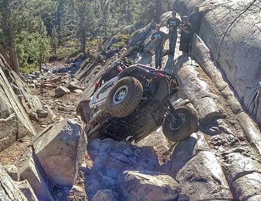 Fordyce Creek Trail