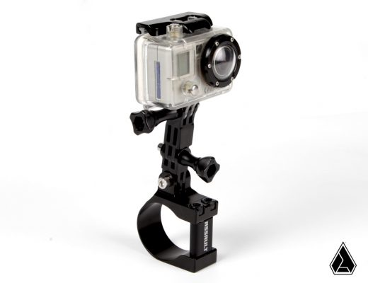 Action Camera Mount Clamp