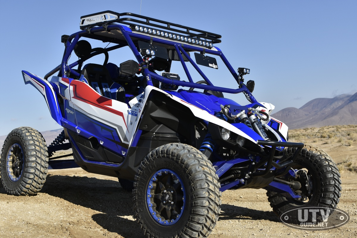 Ultimate Yamaha YXZ1000R Play Car - UTV Guide