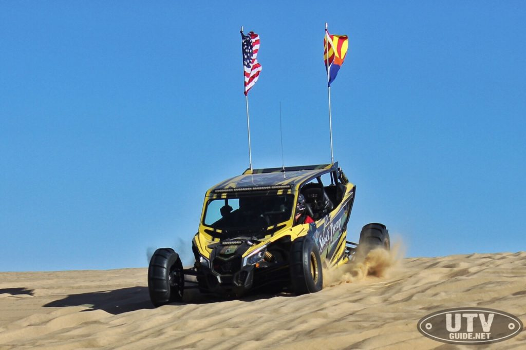 Can-Am Maverick X3 MAX X rs