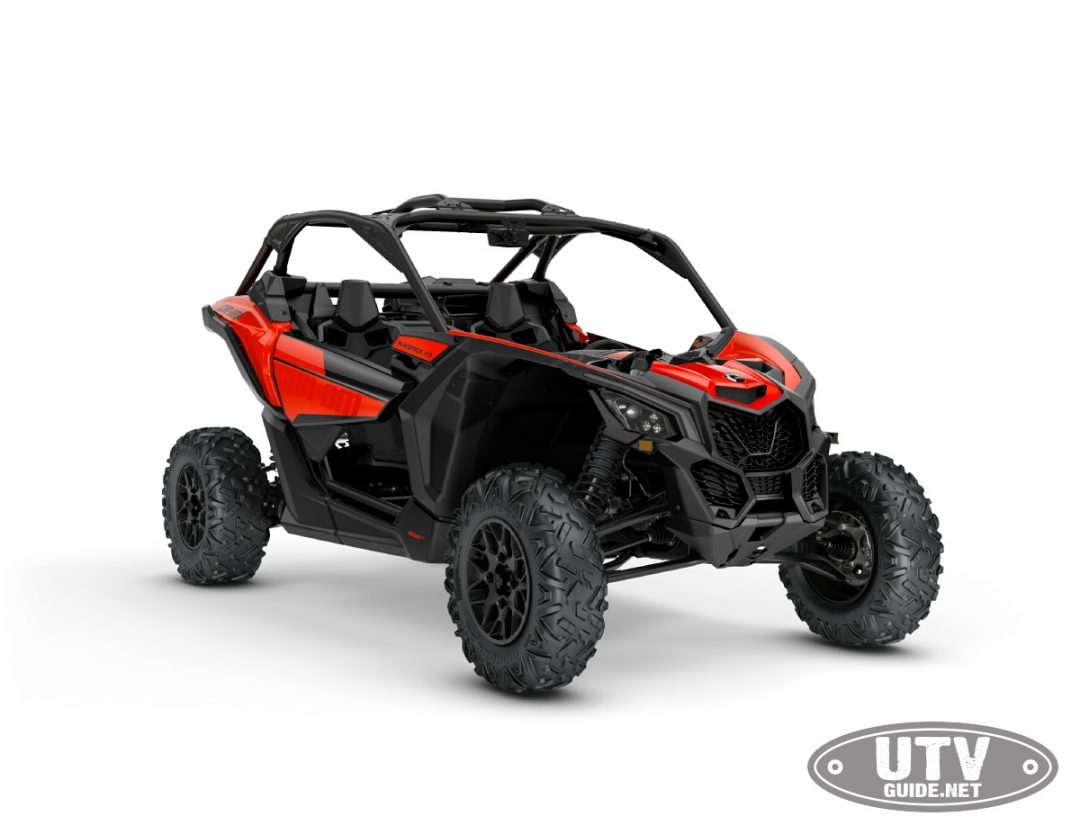 Can-Am Maverick X3 900 HO