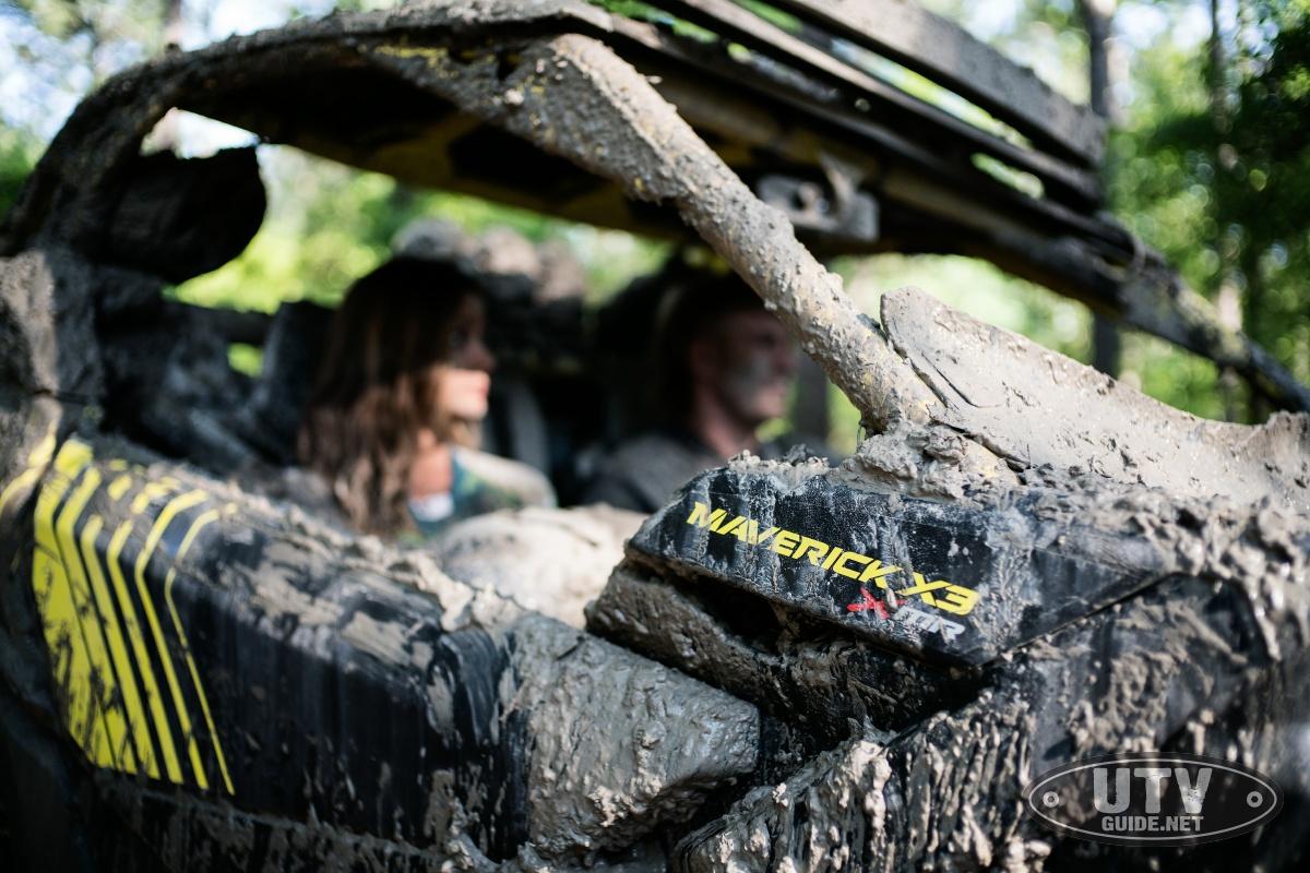 Can-Am Maverick X3 X mr Turbo - Mud Has Nowhere to Hide - UTV Guide