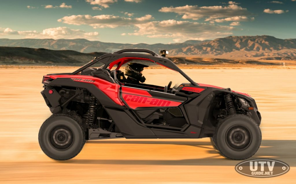 Can-Am Maverick X3 900