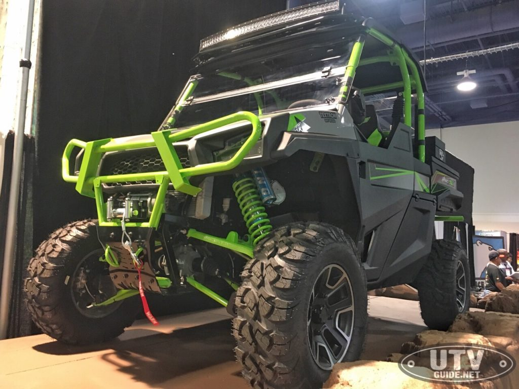 what 39 s hot from the 2017 sema show utv guide. Black Bedroom Furniture Sets. Home Design Ideas