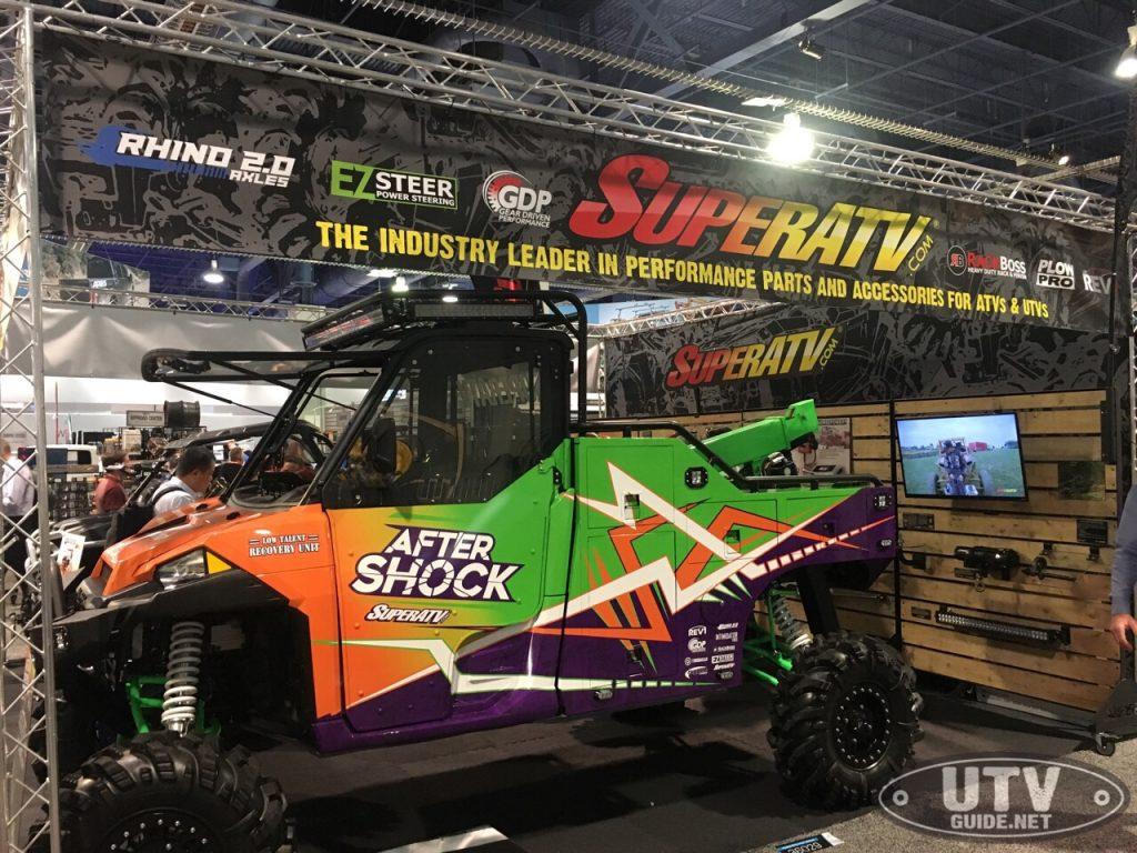 Super ATV After Shock