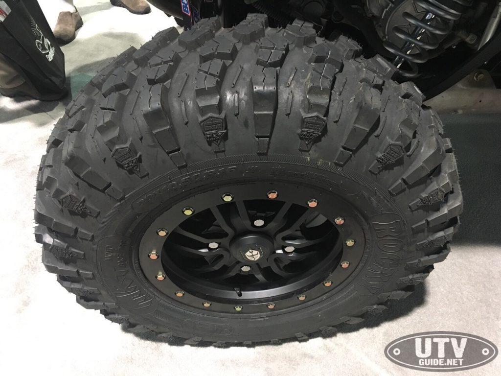 MRT 33x10.50R16 ROCKY Tire
