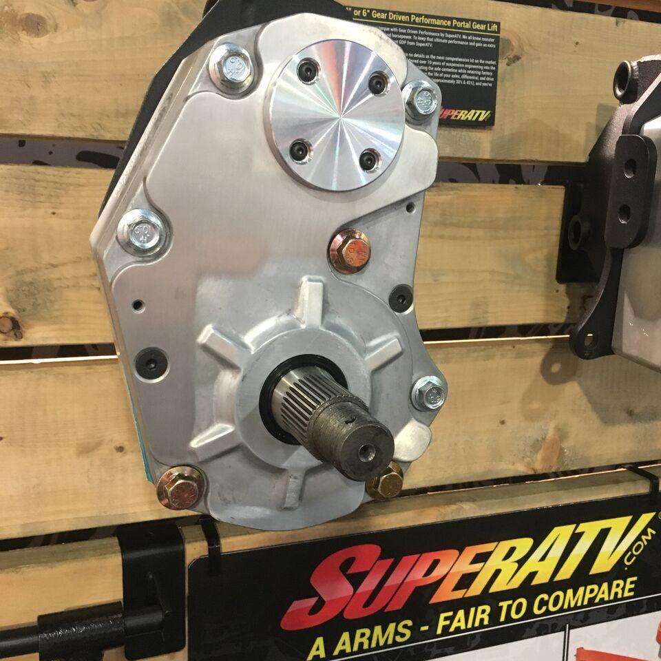 Super ATV Gen 2 6-inch Portal Lift