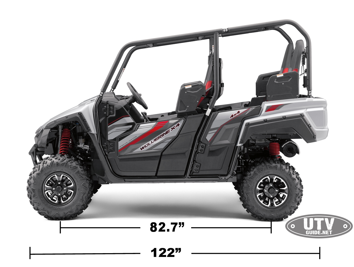 2018 yamaha wolverine x4 review utv guide