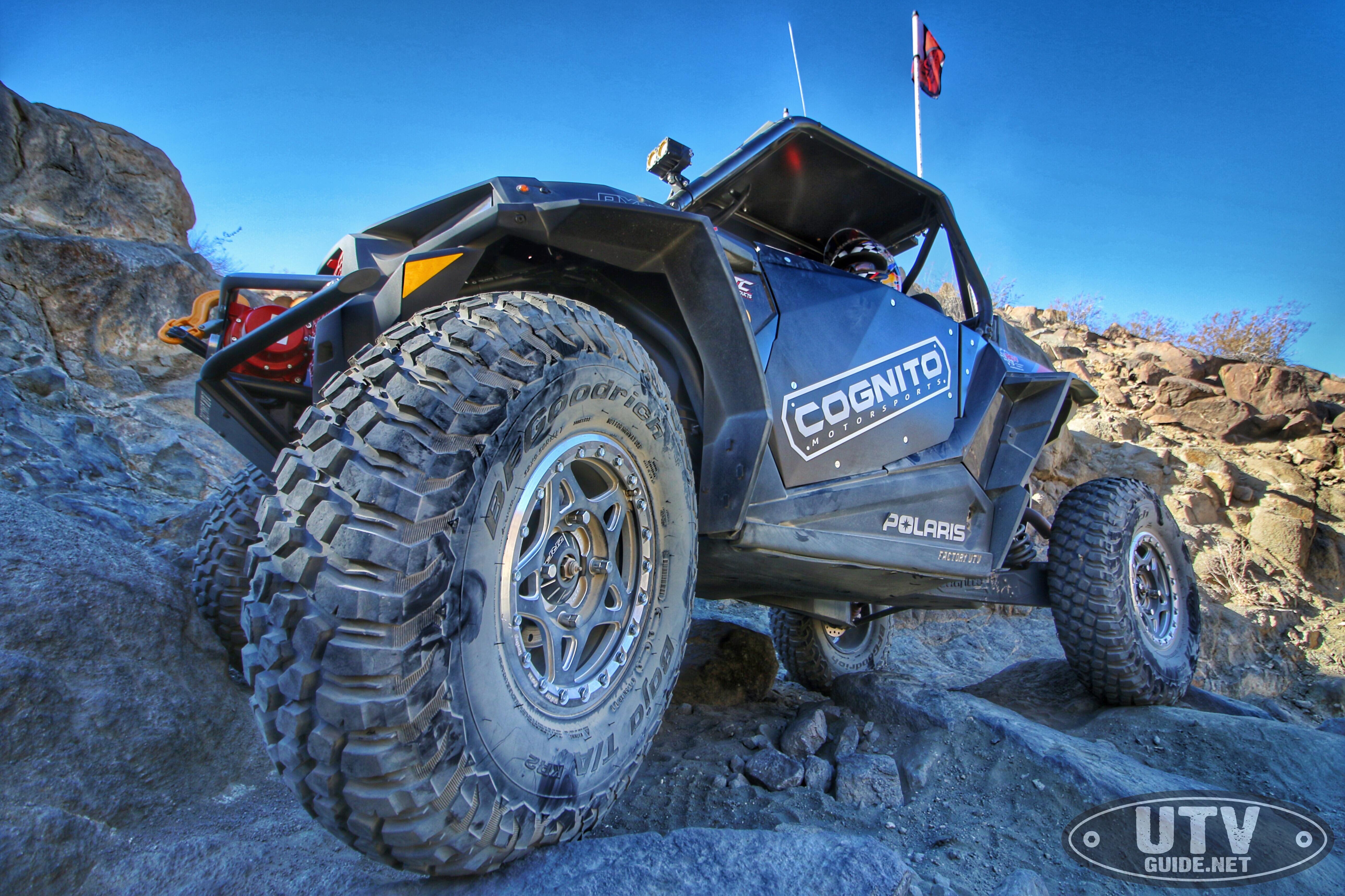 Polaris Rzr Xp Turbo Dynamix Rock Crawling Review Utv Guide