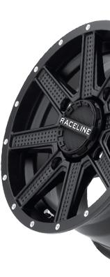 Raceline Wheels A92B Hostage