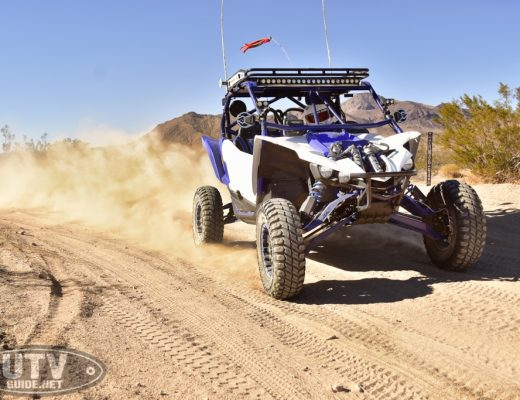 Supercharged Yamaha YXZ1000R