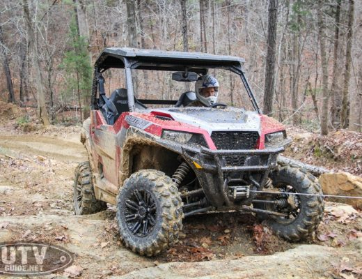 2018 Polaris GENERAL 1000 EPS Ride Command