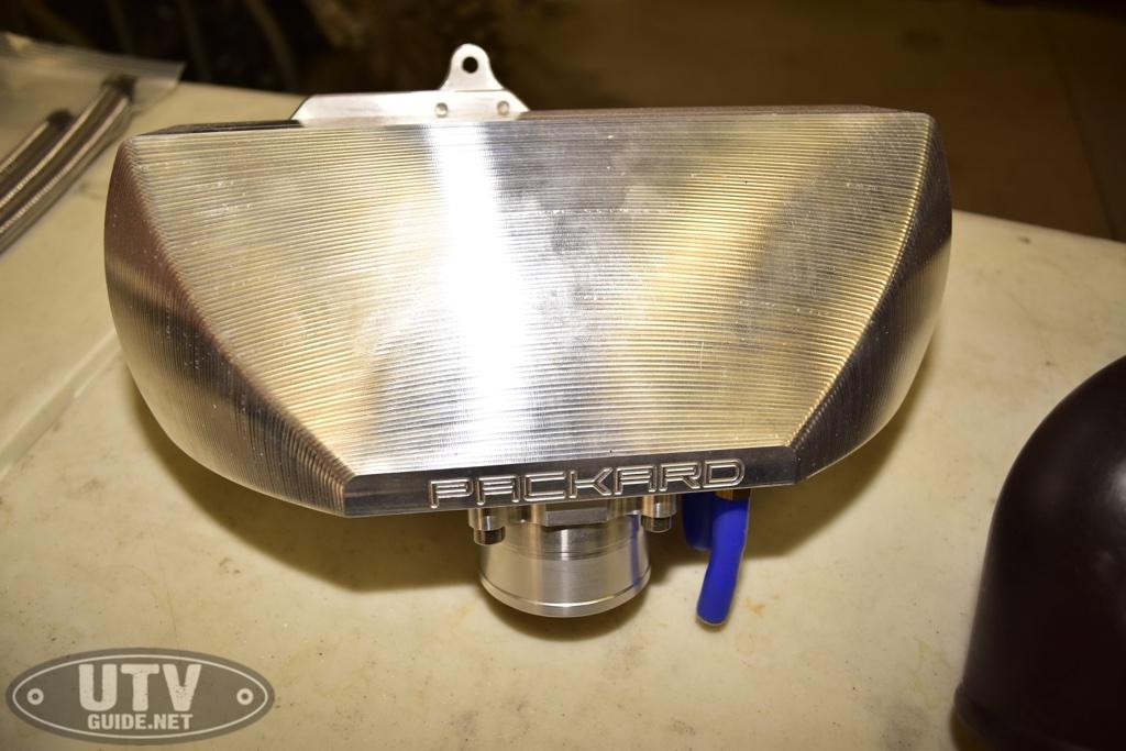 Yamaha Yxz Supercharger Kit – Billy Knight