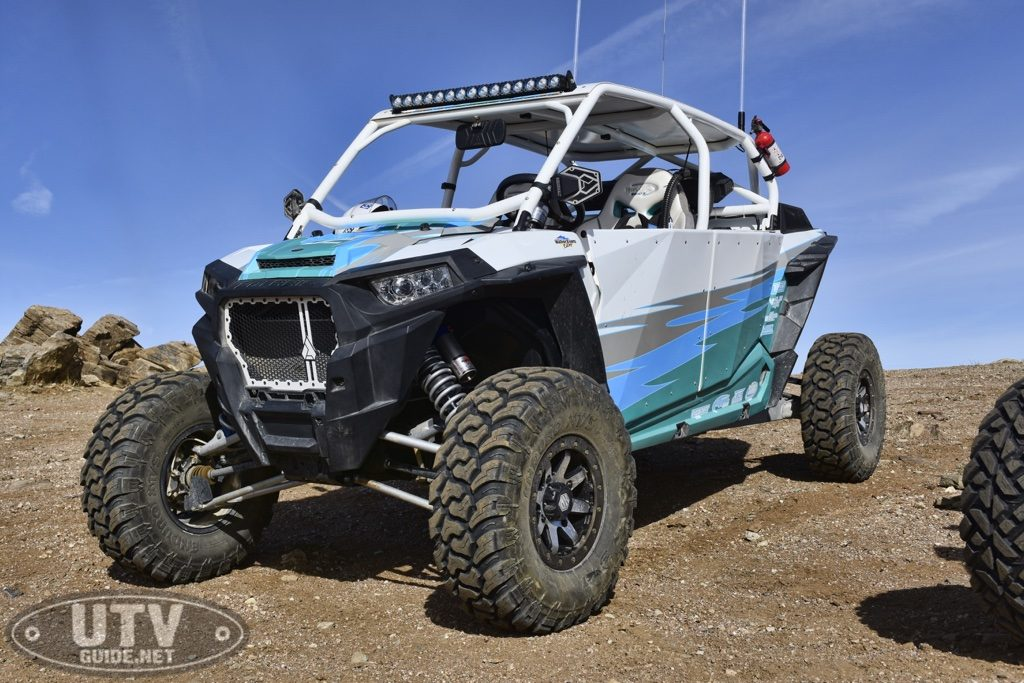 2017 Polaris RZR XP4 Turbo built by TMW Offroad
