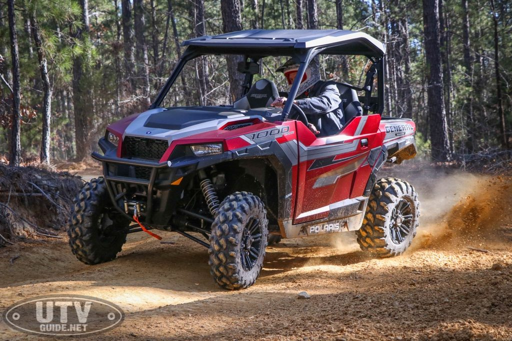 Polaris GENERAL 1000 EPS Ride Command