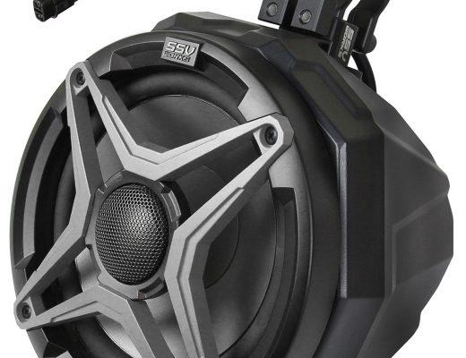 SSV Works Roll Cage Speaker