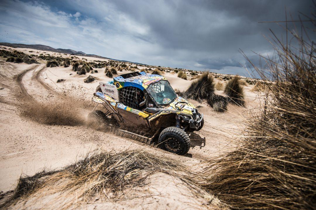 8787e5aeef1 South Racing Can-Am Maverick X3 Team Rules the Field To win Dakar ...