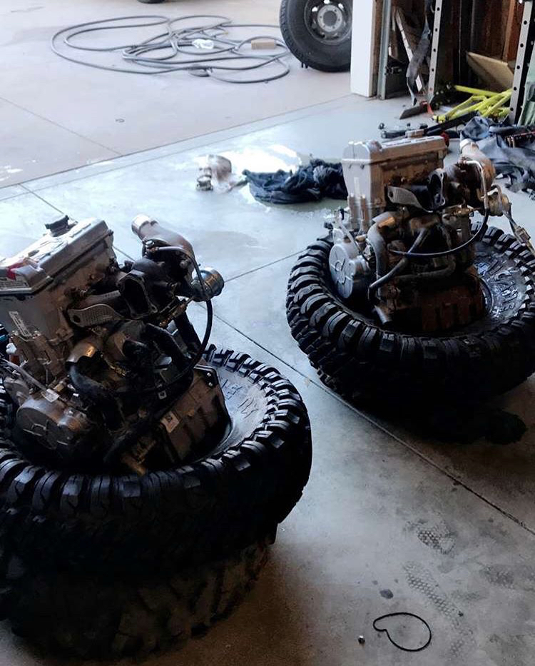 Engine Swap