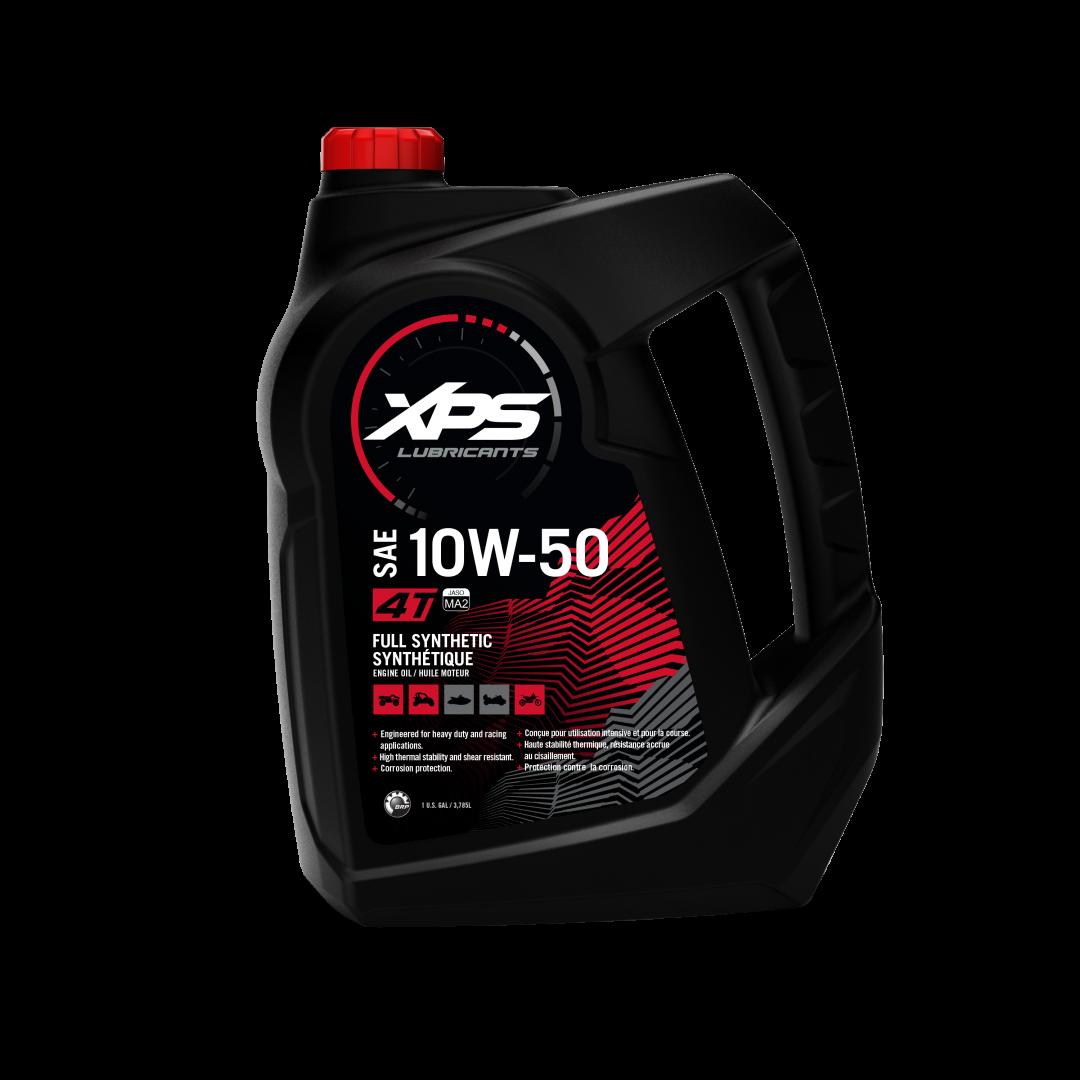 XPS 10W-50 oil