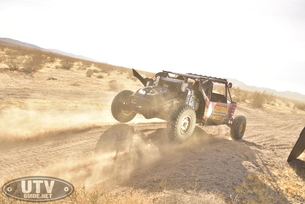 PRIVATEER MOTORSPORTS/ASSAULT INDUSTRIES YXZ1000R TURBO RACE