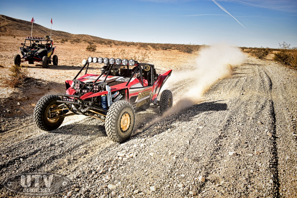 PRIVATEER MOTORSPORTS/ASSAULT INDUSTRIES YXZ1000R TURBO RACE