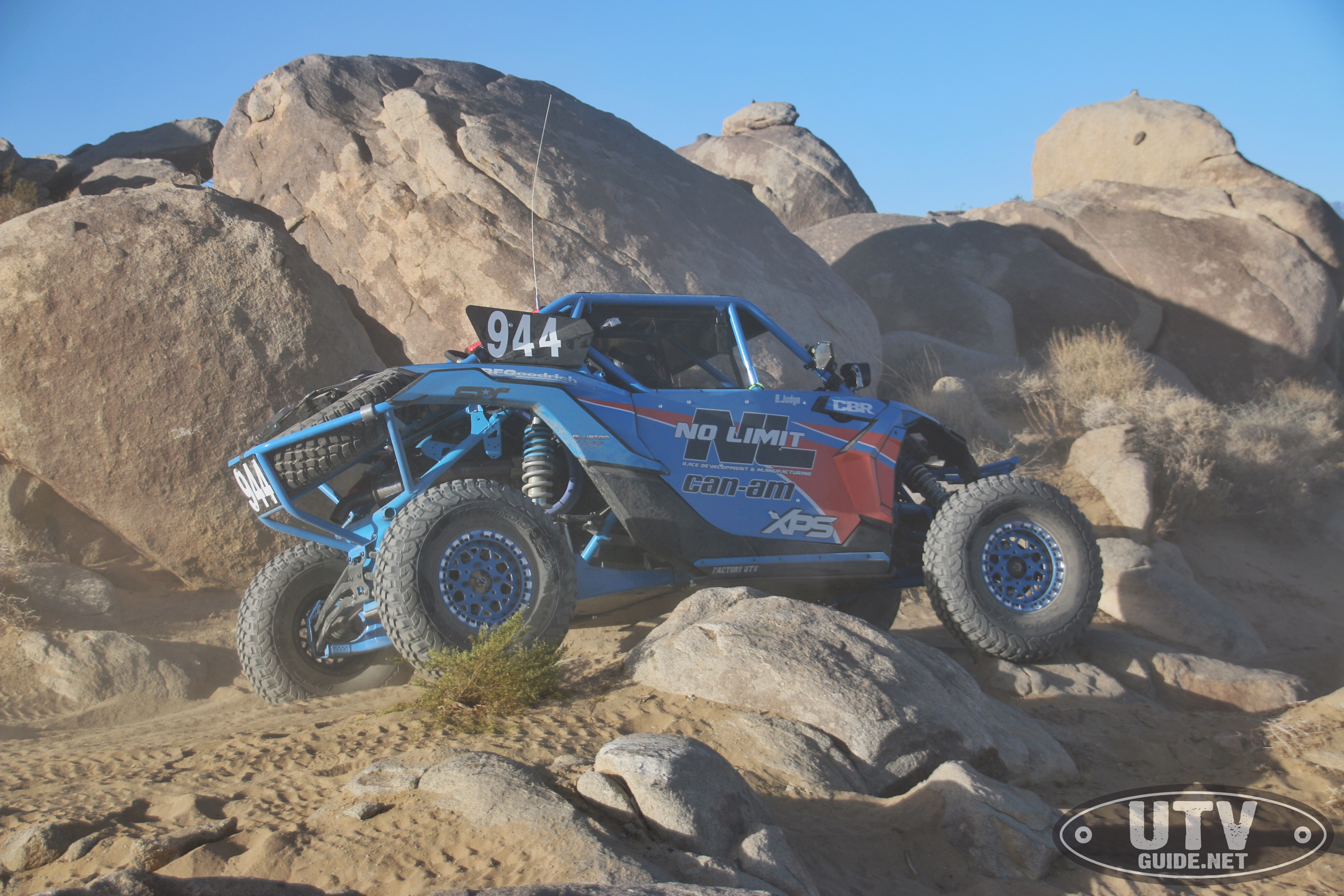 No Limit Rd Sweeps Utv Class At 2018 Ultra4 Stampede Race Utvguide