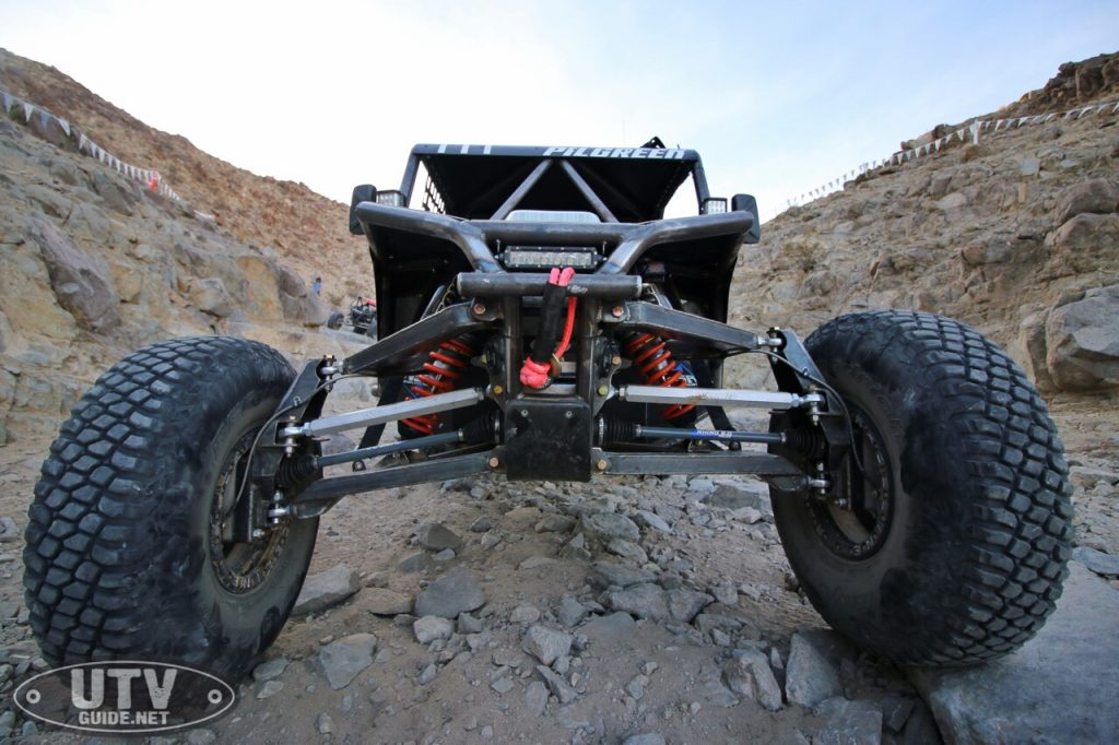 Ross Pilgreen's King of the Hammers RZR