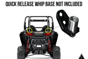 Whip Mount for Polaris RZR