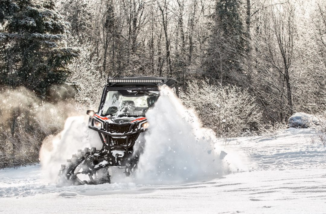 Apache Backcountry Track Kit for the Can-Am Maverick Trail