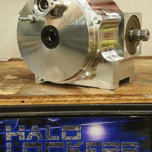Can-Am Billet Front Differential with Selectable Locker