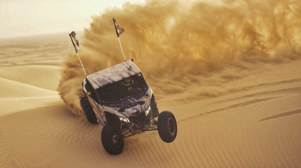 Can-Am maverick X3 EVO Stage 7