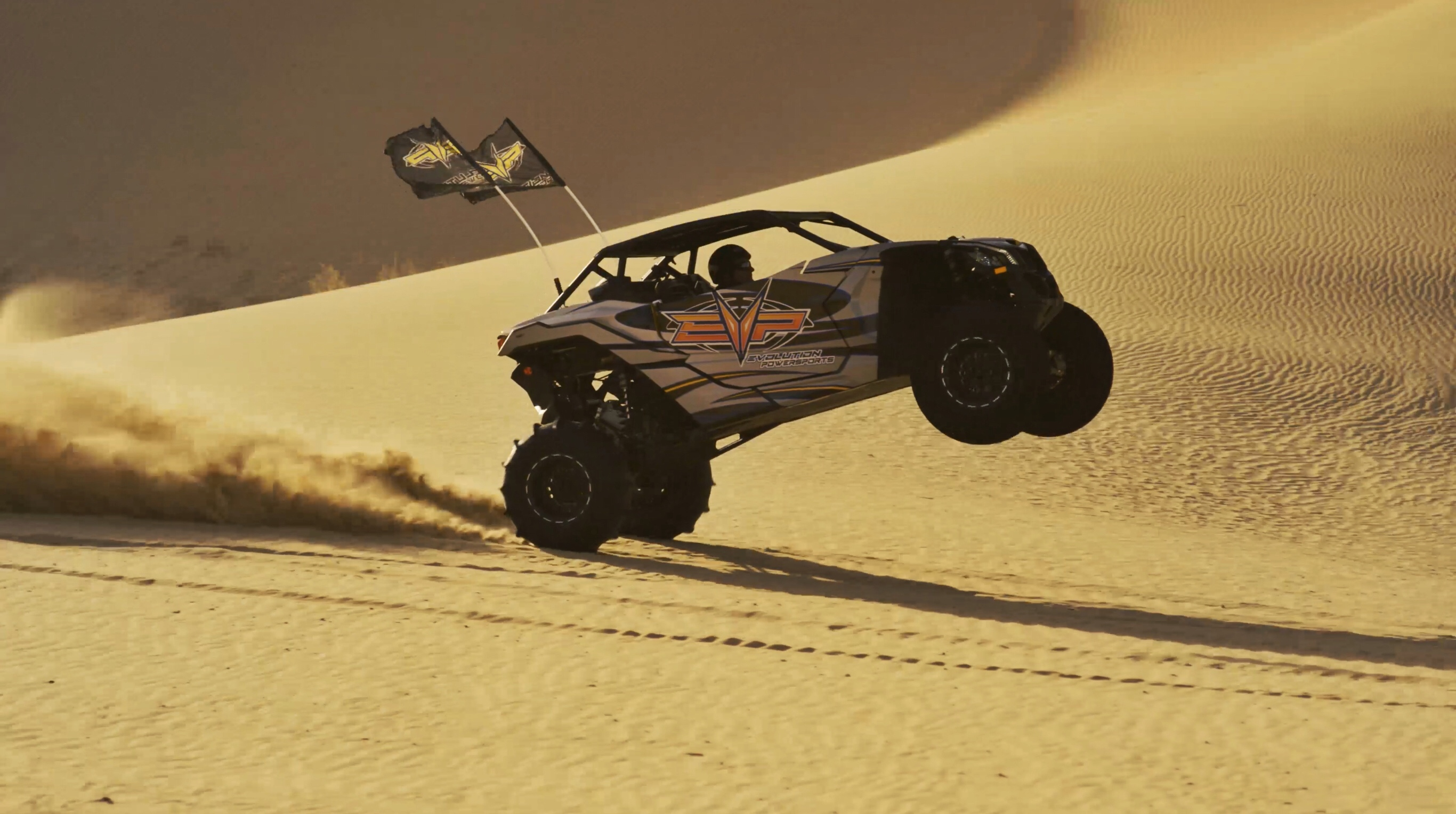 Evolution Powersports Unleashes Massive Power for the Can-Am
