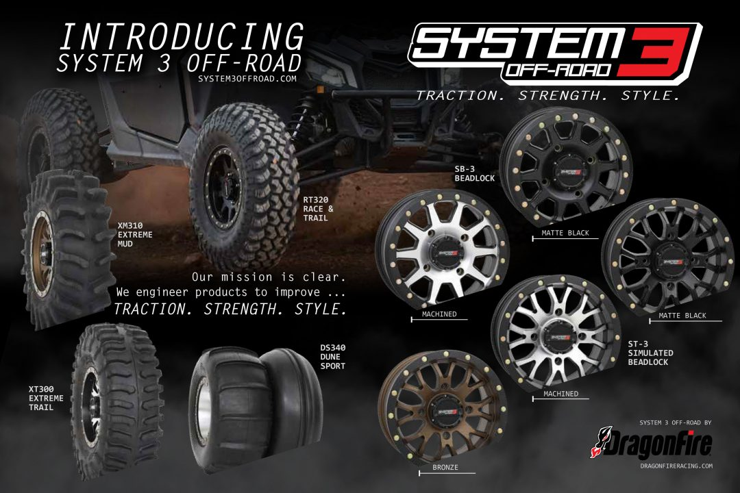 New Tire & Wheel Brand Rolls Out to Improve Off-Road