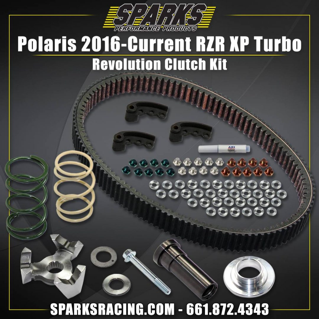 Sparks Racing Revolution Clutch Kit