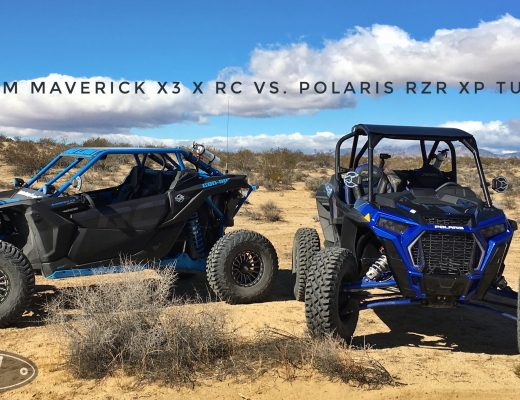 Can-Am Maverick X3 X RC vs. Polaris RZR XP Turbo S