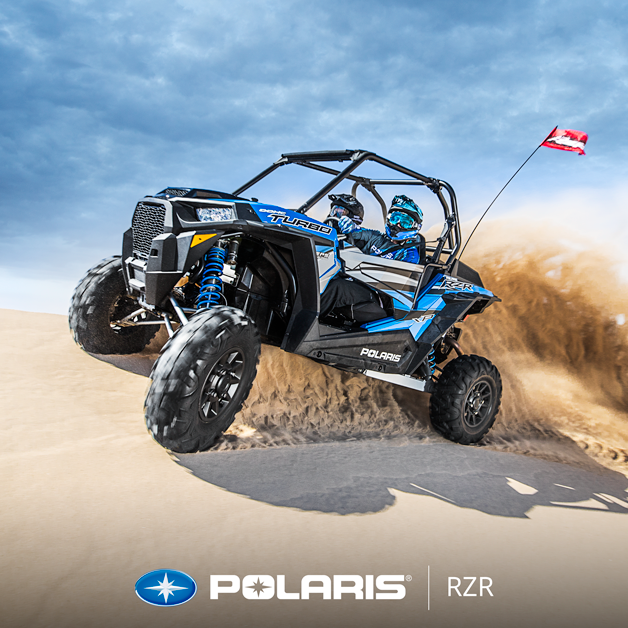2018 Polaris RZR XP Turbo