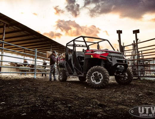 2018 Polaris RANGER Crew XP 1000