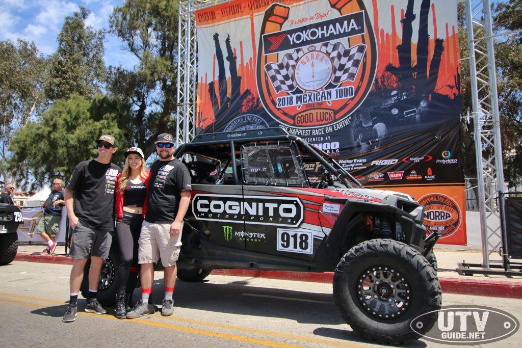 Cognito Motorsports Pre-Runner RZR
