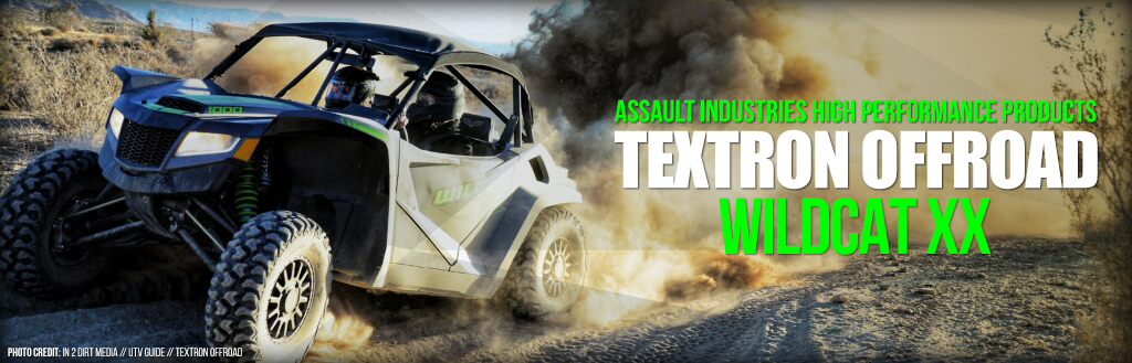 new accessories for the textron wildcat xx from assault
