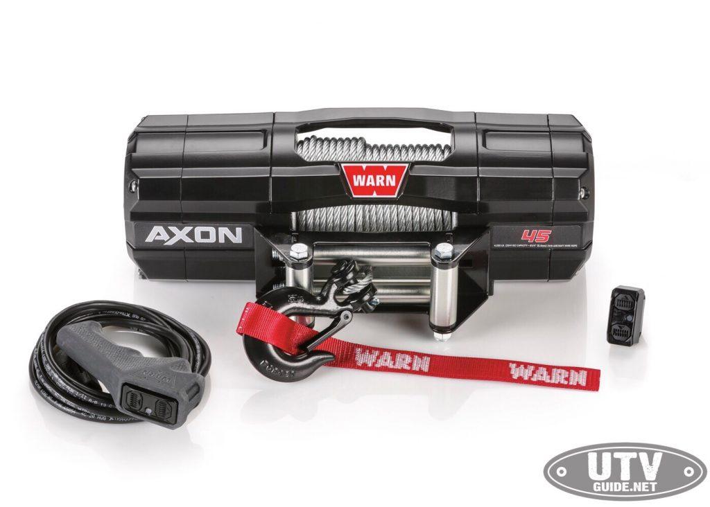 Warn AXON Winch