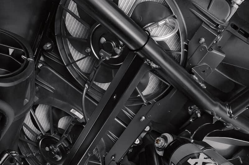 2019 Yamaha YXZ1000R Radiator